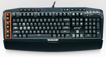 Logitech G710+ Mechanical Gaming Keyboard 2