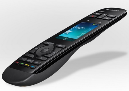 Logitech Harmony Touch Universal Remote with Touchscreen
