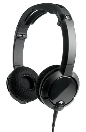 SteelSeries Flux Foldable Headset black