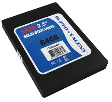 Super Talent VSSD Bolt Solid State Drive
