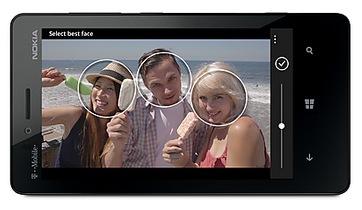T-Mobile Nokia Lumia 810 Windows Phone 8 Smartphone landscape