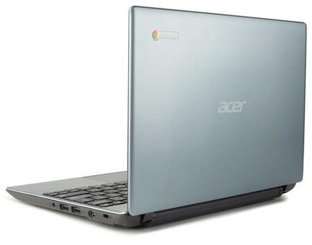 Acer C7 Chromebook lid 1