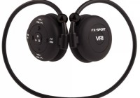 FX-SPORT VR1 Programmable Personal Trainer Wireless Headphones with built-in MP3 Player 1