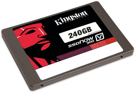 Kingston SSDNow V300 Series Solid State Drives