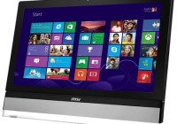 MSI AE2712 and AE2712G Windows 8 All-in-one PC angle