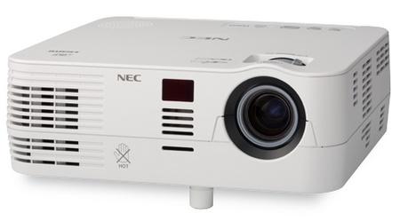 NEC VE281 and VE281X Multimedia Projectors