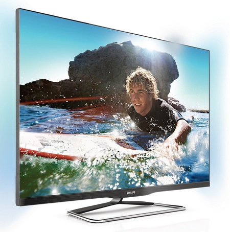 Philips PFL6900 Series Frameless Smart TVs 1