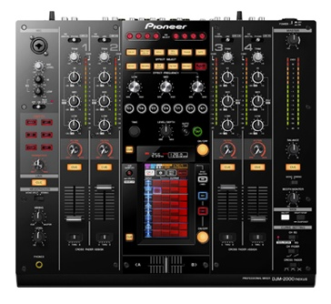 Pioneer DJM-2000nexus DJ Mixer 2