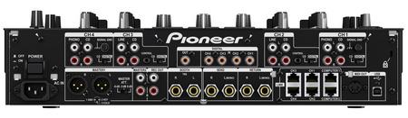 Pioneer DJM-2000nexus DJ Mixer connections