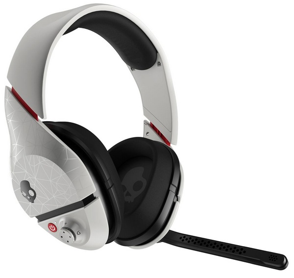 Skullcandy PLYR2 Wireless Gaming Headset white