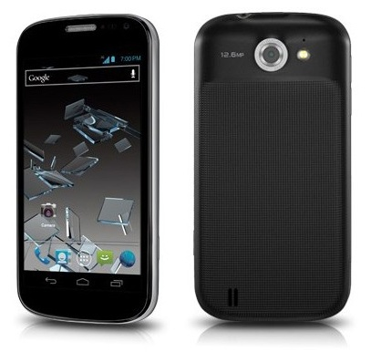 Sprint ZTE Flash Smartphone packs 12.6 Megapixel Camera