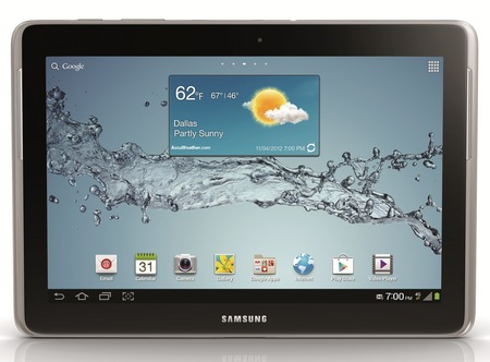 Sprint to release Samsung Galaxy Tab 2 10.1 4G LTE Tablet