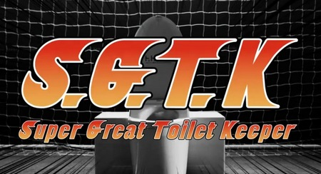 TOTO Toilet Goalkeeper can really save goals SGTK