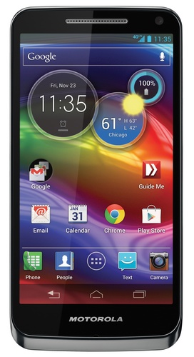 U.S. Cellular Motorola ELECTRIFY M 4G LTE Smartphone front