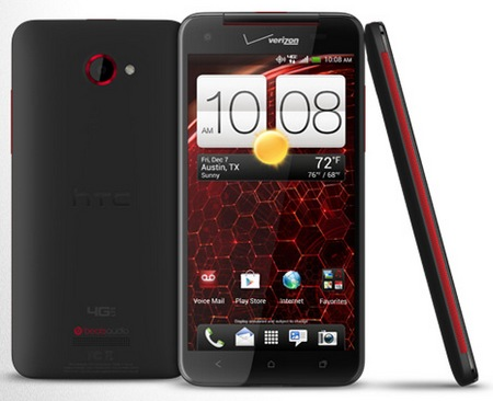 Verizon DROID DNA by HTC sports 5-inch 1080p Touchscreen