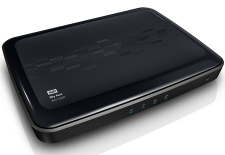 Western Digital My Net AC1300 802.11ac wireless router