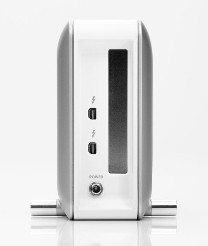 mLogic mLink Thunderbolt to PCIe Expansion Chassis front