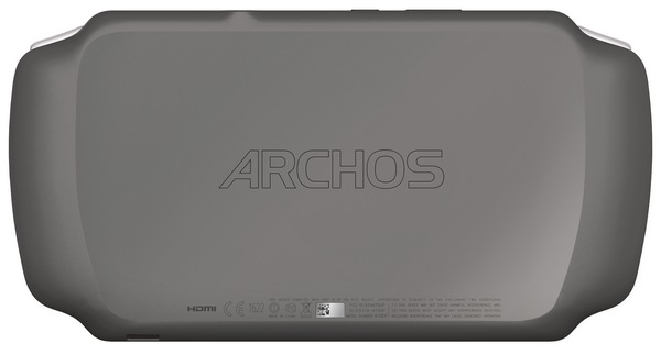 Archos GamePad 7-inch Android Gaming Tablet back