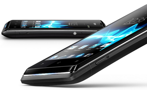 Sony Xperia E Affordable Smartphone sides