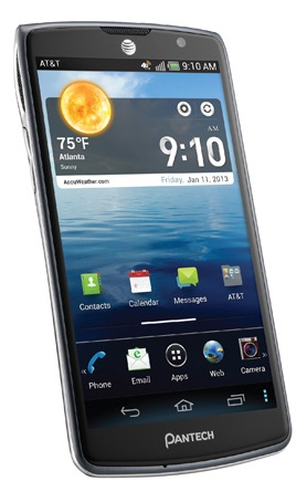 AT&T Pantech Discover Affordable Smartphone with 720p Display and Full HD Video 1