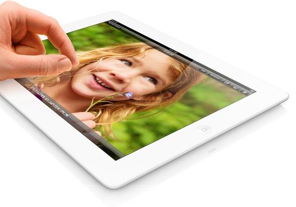 Apple launches 128GB iPad 4