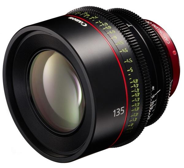 Canon Cinema Prime CN-E135mm T2.2 L F Lens
