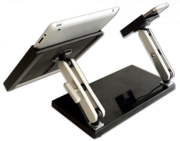 Cool Invent Dual VERSI Stand for ipad iphone back