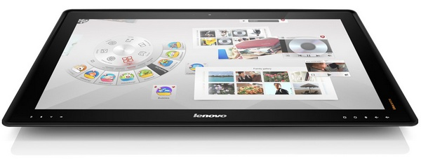 Lenovo IdeaCentre Horizon Table PC front