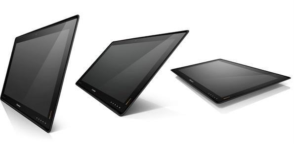 Lenovo IdeaCentre Horizon Table PC laying