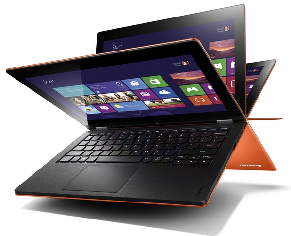 Lenovo IdeaPad Yoga 11S Convertible Ultrabook gets Intel Ivy Bridge flipping