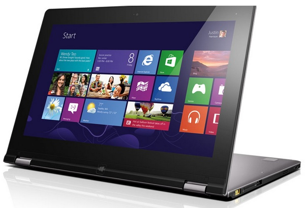Lenovo IdeaPad Yoga 11S Convertible Ultrabook gets Intel Ivy Bridge stand