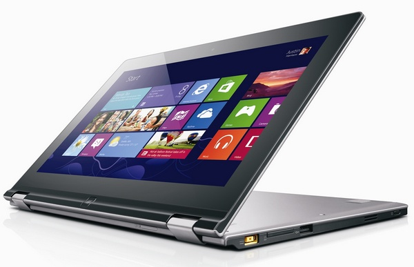 Lenovo IdeaPad Yoga 11S Convertible Ultrabook gets Intel Ivy Bridge