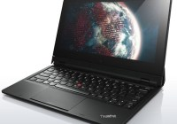 Lenovo ThinkPad Helix Convertible Ultrabook table laptop mode