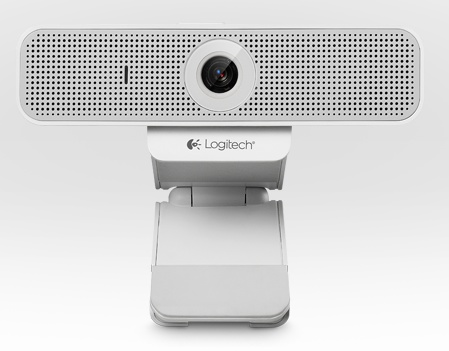 Logitech C920-C Full HD webcam white