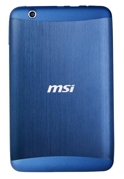 MSI WindPad Enjoy 71 Budget Android Tablet back