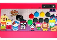 Mad Catz Street Fighter X Sanrio Arcade FightStick PRO top