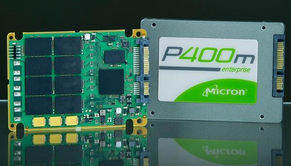 Micron P400m Enterprise SSD for Datacenter Servers