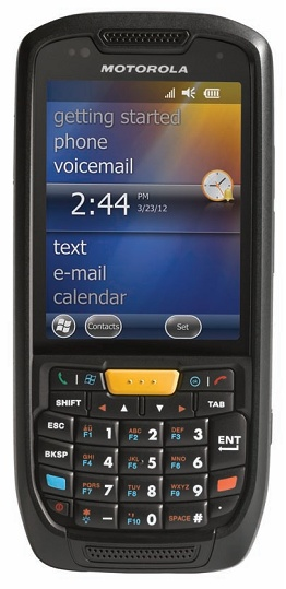 Motorola MC45 Mobile Computer for Field-Based Workers