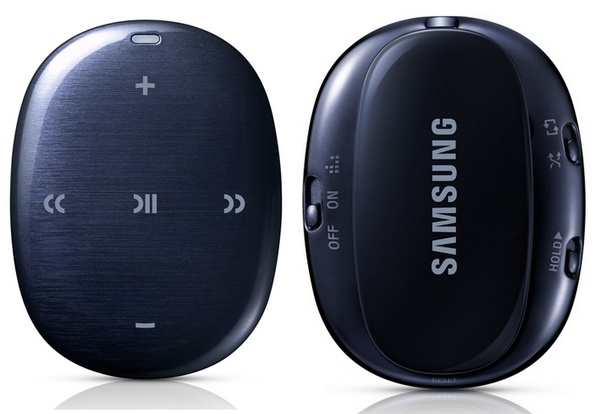 Samsung Galaxy Muse Pebble-shaped MP3 Player