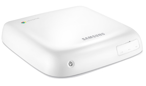Samsung Series 3 Chromebox XE300M22-B01US gets a new look angle