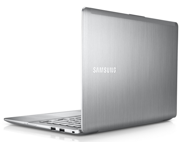 Samsung Series 7 Ultra Ultrabook lid