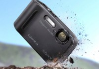 Sony Cyber-shot DSC-TF1 Rugged Camera shockproof