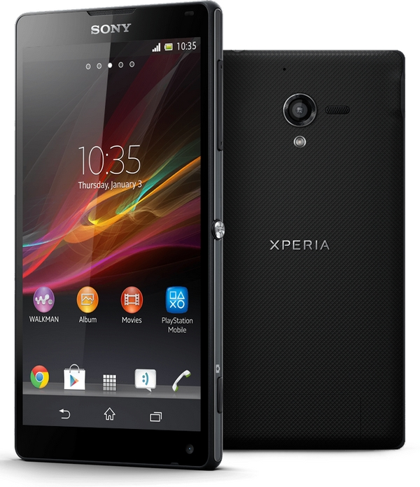 Sony-Xperia-ZL-5-inch-Full-HD-Android-Smartphone-with-HDR-Video black