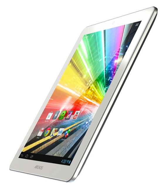 Archos 97 Platinum HD quad-core android tablet 1