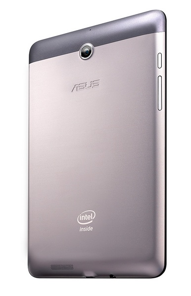 Asus FonePad 7-inch Tablet doubles as a Phone Titanium Gray