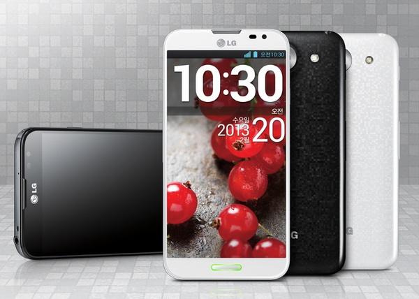 LG Optimus G Pro 5.5-inch Phablet