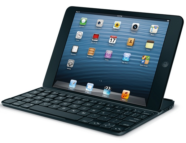 Logitech Ultrathin Keyboard mini for iPad mini black