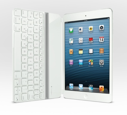 Logitech Ultrathin Keyboard mini for iPad mini white