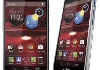 Motorola DROID RAZR M Platinum Special Edition