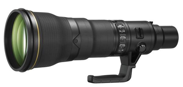 Nikon AF-S NIKKOR 800mm f5.6E FL ED VR lens